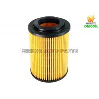 China Fine Temperature Resistance Auto Oil Filters High Dust Holding Capacity wholesale