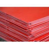 China Red UPGM 203 Insulation Sheet HM2471 German Standard High Mechanical Strength wholesale