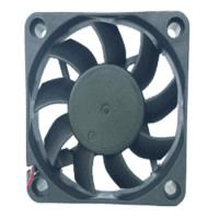 China Brushless Cooling DC Axial Fan 5v 12v 24v Sleeve / Ball Bearing 29db Noise wholesale