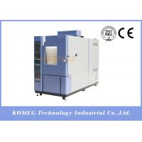 China 1000L Rapid Rate Temperature Change Environmental Test Chamber / Lab Equipment wholesale