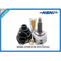 China Hyundai Car Cv Joint Axle Shaft Assembly 49500-1F200 Cv Axle Joint Parts wholesale