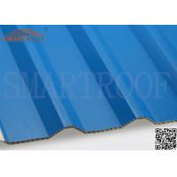 China 20 Years Guarantee ASA Plastic Roof Sheets With 930mm Profile wholesale