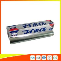 China 8011 Alloy Heavy Duty Aluminum Foil Sheets For Food Packaging Cold Resistant wholesale