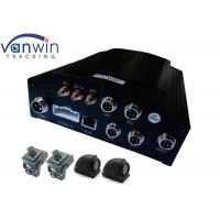 China 4 - CH H.264 CCTV Mobile DVR Bus People Counter , CMS 3G Mobile DVR WITH GPS Track wholesale