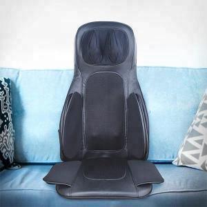 China Smart Car Massage Cushion With Heat , Popular Infrared Shiatsu Massage Chair Cushion on sale