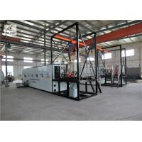China 100 MM Thickness Insulation Bitumen Drum Melter With Continuous Production wholesale
