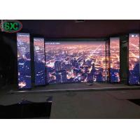Buy cheap Indoor full color  P3  SMD Led Display Screen Iron cabinet  for fixing usage 3 years warranty from wholesalers