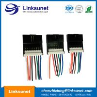 China 2.54mm Engine Wiring Harness Molex 70107 - 5008 8P Male / Female Extension Cable Assembly wholesale