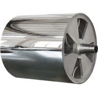China Corrosion Resistance Finished Mirror Roller For The Surface Embossing In PVC , PE , PC wholesale