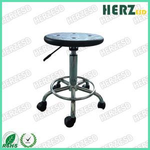 China Round Shape ESD Safe Chairs Feet Material Aluminium Alloy Durable Nylon Castor on sale
