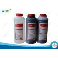China Flammable 1L CIJ Ink Small Character Willett Inkjet Strong Penetration wholesale