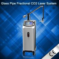 China Vertical CO2 Fractional Laser Machine/Scar Removal Fractional CO2 Laser wholesale