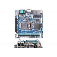 China 6 COM , 2 LAN Industrial Motherboard Support Intel® Haswell  i3 / i5 / i7 CPU wholesale