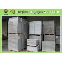 China Toy Packaging Hard Cardboard Paper 250gsm , Glossy Coated Paper Wear Resistant on sale