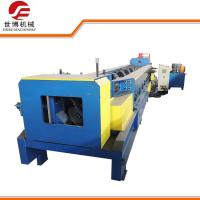 China C Purlin Roll Forming Machine Hydraulic Punching Automatic / Manual Control wholesale