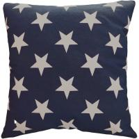China Star Printed PP Cotton 40x40 Pillow Cushion Covers For Home Decor wholesale