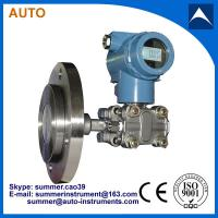 China Intelligent Flange Mounted Liquid Level Transmitter Made In China Usd for sugar mills wholesale