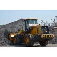 China Anti Dust Structure Mini Compact Wheel Loader With 5000kg Load Long Wheelbase wholesale