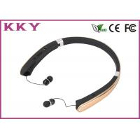 China OEM / ODM Accepted Bluetooth 4.0 Headset Noise Cancelling Headphone wholesale
