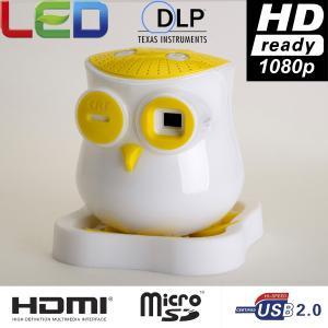 China Cartoon LED Mini Projector 1080P  wholesale