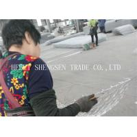 Quality 2 x 1 x 1 Gabion Wall Mesh Galvanized gabion mesh wire For Blood Protection for sale