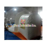 China Customized Airtight Clear Inflatable Tent Inflatable Lawn Tent For Party wholesale