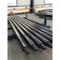 China API 2 3/8/2-7/8/3-1/2/4 1/2 Reg DTH Drill Pipe/Rod with Wrench Flat for mining on sale