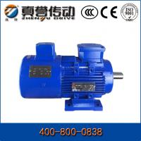 China Lightweight Cast Iron Induction Electric Motor / High Efficiency Electric Motors wholesale