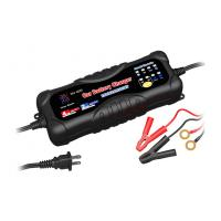 China Portable Lead Acid Car Battery Charger , 6V / 12V 2A / 4A wholesale