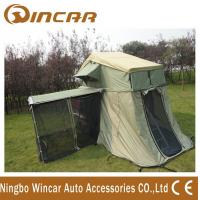 China Overlander Roof Top Tent 4x4 With Car Awning For Out Door Camping Multi Color Available wholesale