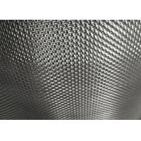 China 304 Plain Dutch Stainless Steel Woven Wire Mesh For Meat Barbecue on sale