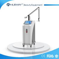 China 30W Medical treatment CO2 Fractional Laser Scare Removal Skin Resurfacing wholesale