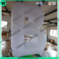 China Inflatable Letter , Inflatable B Replica wholesale