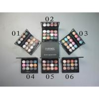 China cheap MAC makeup 12 colors eye shadow wholesale source wholesale