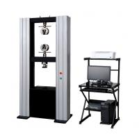 China Compute Control Ultimate Tensile Testing Machines With Celtron Load Cell Sensor wholesale