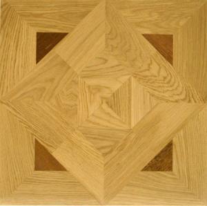 China White Oak Parquet Flooring Tiles wholesale