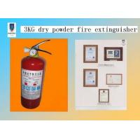 China 3kg Dry Powder Fire Extinguisher wholesale