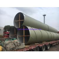 China Food Plant Super Duplex Seamless Pipe / Welded Steel Pipe Corrosion Resistance on sale