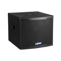 China 400W 12 inch pa  professional subwooferspeaker system  S12 wholesale