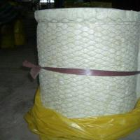 Rock Wool Blanket Insulation With Wire Mesh For Insulation