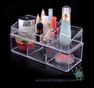 China cosmetic storage box wholesale