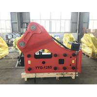 China Durable Body Jack Hammer Rock Breaker High Precision Demolition Tool For Mining wholesale