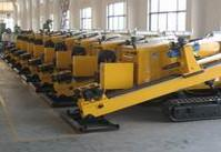 China Horizontal Drill Rig Anchor Rig Full Hydraulic Rubber Crawler Cummins Diesel wholesale