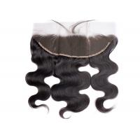 China 100% Brazilian Hair Lace Frontals , 13*6 Body Wave Human Hair Lace Frontals wholesale