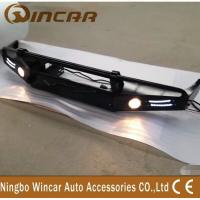Buy cheap Steel Material OEM wholesale bumper guard bull bar cover protector for Patrol from wholesalers