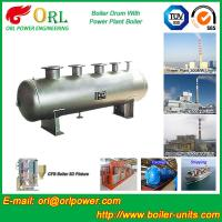 China TUV Standard Power Station Boiler Mud Drum Boiler Unit With Heat Pump wholesale