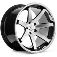 Quality 19 inch 5*120 2 piece forged deep concave forged wheels rims for sale