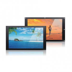 China TFT VGA Open Frame Touch Screen Monitor 1366*768 Resolution wholesale