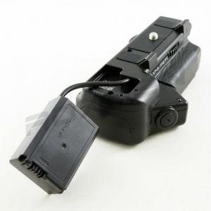 China Professional Nikon d7000 Vertical Camera Battery Grip for Sony Alpha NEX7 black wholesale