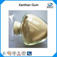 China White Powder Xanthan Gum Polymer High Purity With 25 KGS / Bag Corn Starch Raw Material wholesale